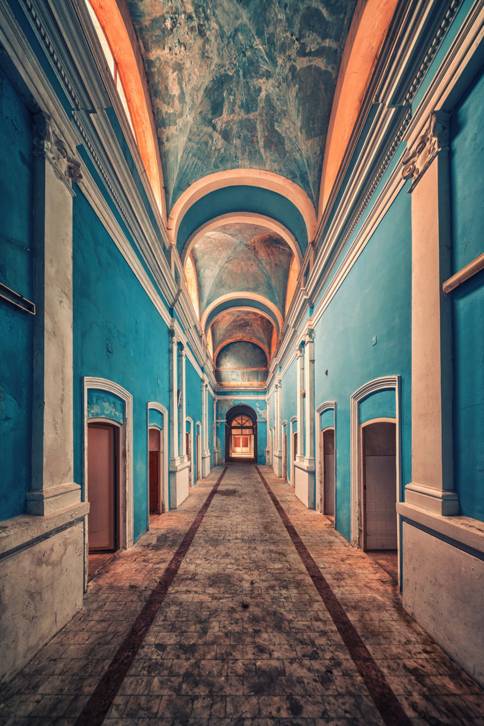 Hüljatud-koridor