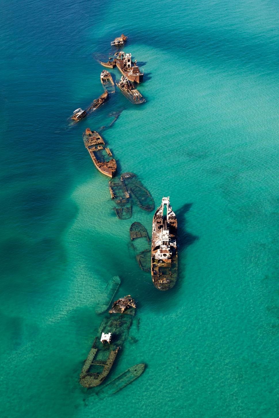 Laevavrakid-Bermuda-Kolmnurgas