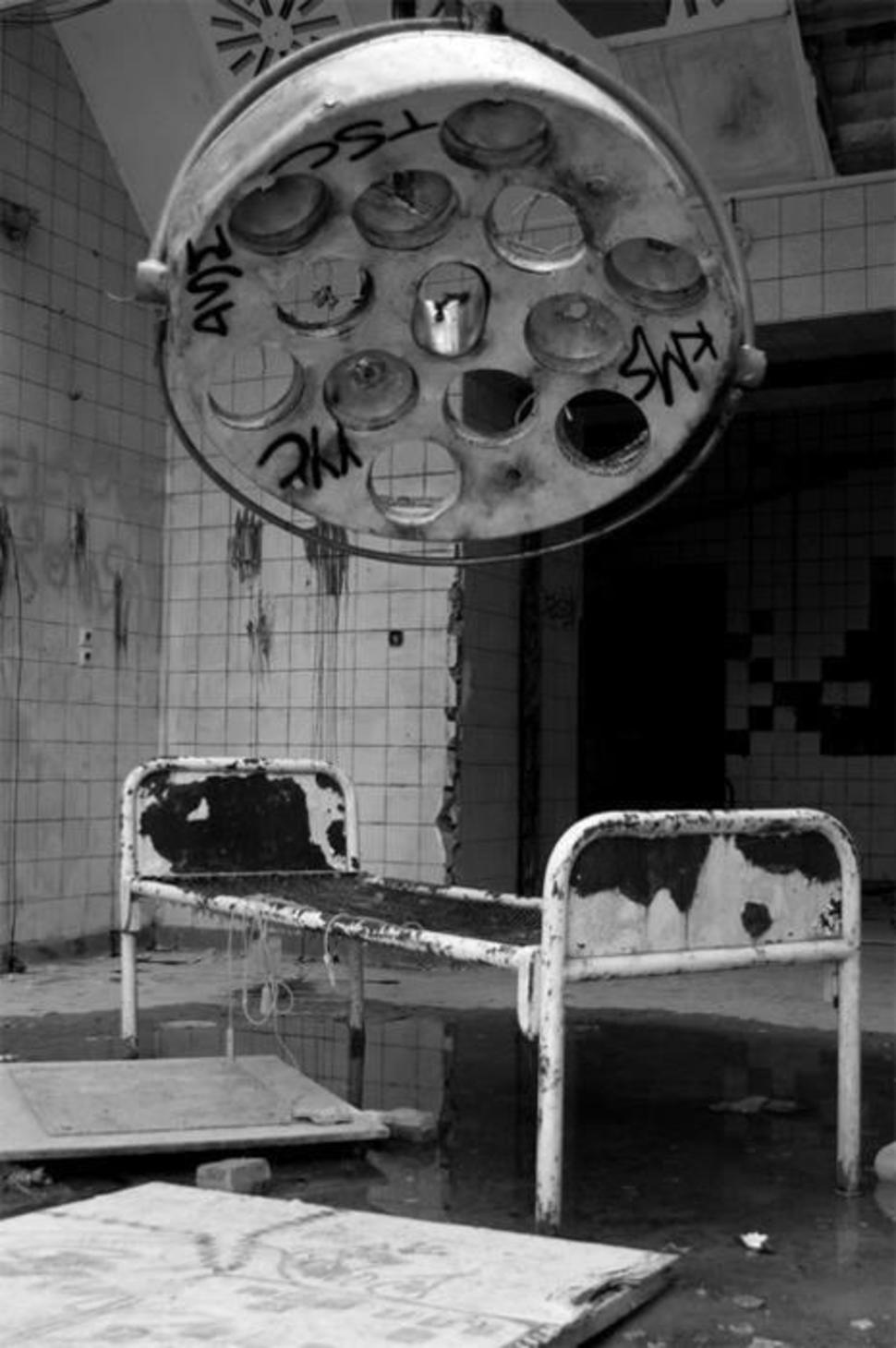 Mahajäetud-sanatoorium