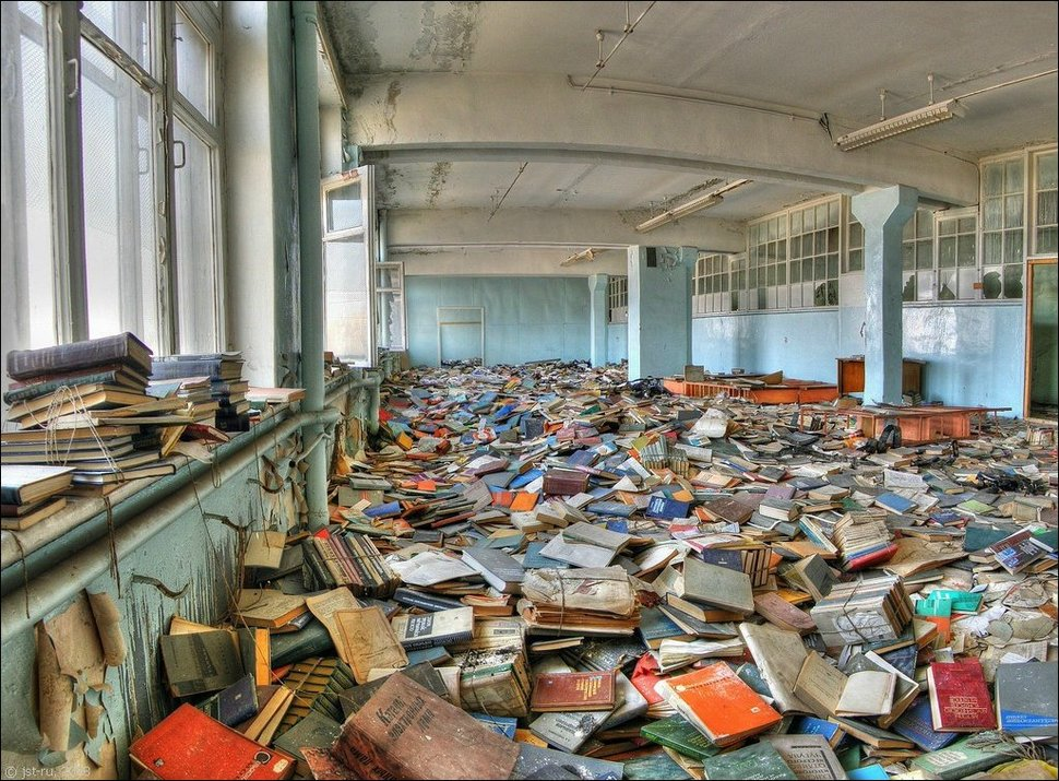 Raamatukogu-Venemaal