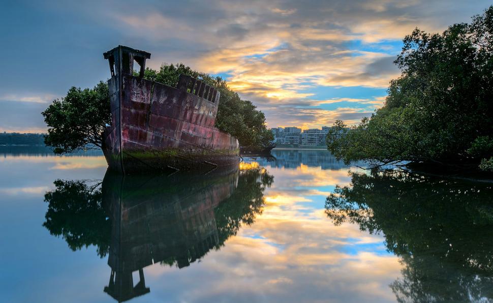Ujuv-mets-Sydney-Austraalia